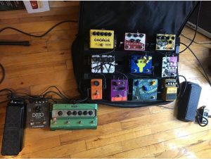 AS Pedal Board A